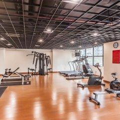 Отель Springdale Serviced Residence Гуанчжоу фитнесс-зал