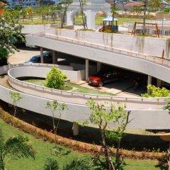 Отель Baan Suwantawe парковка
