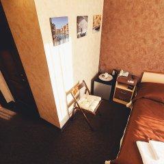 Гостиница Шале на Комсомольском комната для гостей фото 2