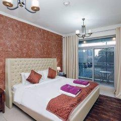 Отель Kennedy Towers - Burj Views комната для гостей фото 3