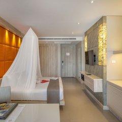 Отель Cape Sienna Gourmet Hotel & Villas Таиланд, Камала Бич - 4 отзыва об отеле, цены и фото номеров - забронировать отель Cape Sienna Gourmet Hotel & Villas онлайн комната для гостей фото 5