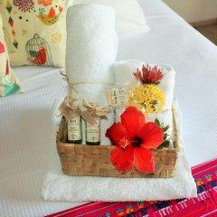 Отель Maya Hotel Residence Мексика, Остров Ольбокс - отзывы, цены и фото номеров - забронировать отель Maya Hotel Residence онлайн ванная фото 2