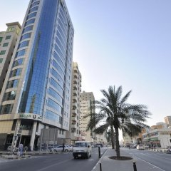 Отель Aldar Hotel ОАЭ, Шарджа - 5 отзывов об отеле, цены и фото номеров - забронировать отель Aldar Hotel онлайн парковка