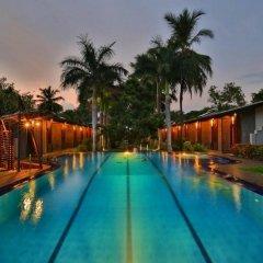 Отель Chaarya Resort & Spa by Chandrika бассейн фото 2