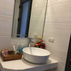 Отель Fishing Village An Bang Homestay Hoi An ванная фото 2