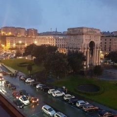 Отель B&B Piazza della Vittoria Италия, Генуя - отзывы, цены и фото номеров - забронировать отель B&B Piazza della Vittoria онлайн балкон