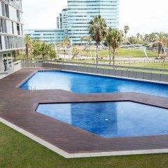 Отель Rent Top Apartments Beach-Diagonal Mar Испания, Барселона - отзывы, цены и фото номеров - забронировать отель Rent Top Apartments Beach-Diagonal Mar онлайн фото 6