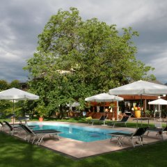 Hotel Stroblerhof бассейн фото 3