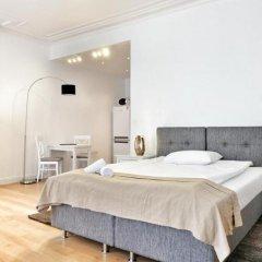 Отель Top Spot Residence 4 Бельгия, Брюссель - отзывы, цены и фото номеров - забронировать отель Top Spot Residence 4 онлайн комната для гостей фото 2