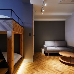 mizuka Hakata 1 -unmanned hotel- Хаката комната для гостей фото 3