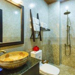 Hai Au Boutique Hotel & Spa ванная фото 2