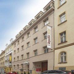 Отель 1. Republic Прага парковка