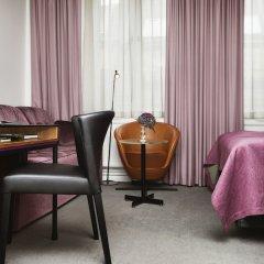 Elite Hotel Stockholm Plaza Стокгольм удобства в номере фото 2