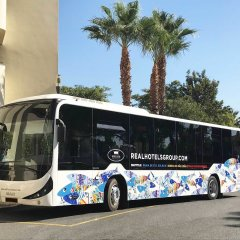 Grande Real Santa Eulalia Resort And Hotel Spa Албуфейра городской автобус