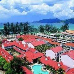 Отель Horizon Patong Beach Resort And Spa Пхукет спортивное сооружение