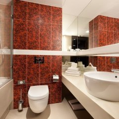 Niebieski Art Hotel & Spa ванная