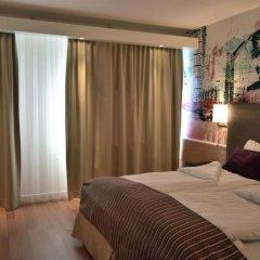 Отель Good Morning+ Malmö Швеция, Мальме - отзывы, цены и фото номеров - забронировать отель Good Morning+ Malmö онлайн комната для гостей фото 2