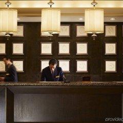 Отель Intercontinental Tokyo Bay Токио интерьер отеля
