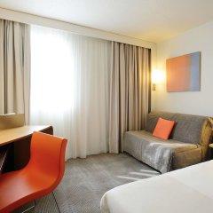 Novotel Paris Nord Expo Aulnay Hotel комната для гостей фото 3
