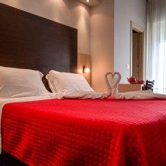 Отель Aiglon Италия, Римини - отзывы, цены и фото номеров - забронировать отель Aiglon онлайн комната для гостей фото 2