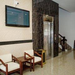 Отель Lucky Hotel Вьетнам, Нячанг - отзывы, цены и фото номеров - забронировать отель Lucky Hotel онлайн интерьер отеля фото 3
