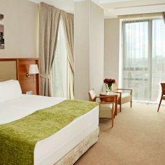 Гостиница CityHotel комната для гостей