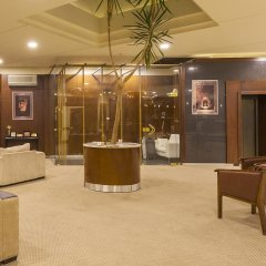 Отель Amman West Hotel Иордания, Амман - отзывы, цены и фото номеров - забронировать отель Amman West Hotel онлайн интерьер отеля