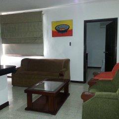 Отель Plaza Mayor Cali Колумбия, Кали - отзывы, цены и фото номеров - забронировать отель Plaza Mayor Cali онлайн комната для гостей фото 4
