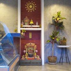 Отель La Chambre @ Ko Lanta Ланта интерьер отеля