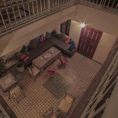 Отель Riad Sarah et Sabrina Марокко, Марракеш - отзывы, цены и фото номеров - забронировать отель Riad Sarah et Sabrina онлайн интерьер отеля фото 3