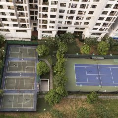 Апартаменты Bayhomes Times City Serviced Apartment спортивное сооружение
