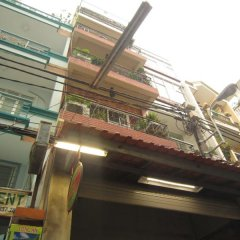 Bee Saigon Hotel городской автобус
