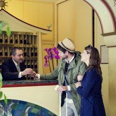 Отель IH Hotels Milano Regency гостиничный бар