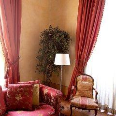 Отель Pantheon Luxury Италия, Рим - отзывы, цены и фото номеров - забронировать отель Pantheon Luxury онлайн комната для гостей фото 4