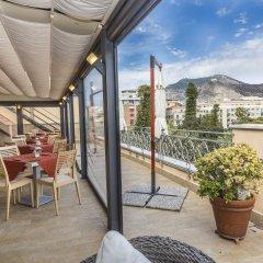 Отель Giardino Inglese Италия, Палермо - отзывы, цены и фото номеров - забронировать отель Giardino Inglese онлайн балкон