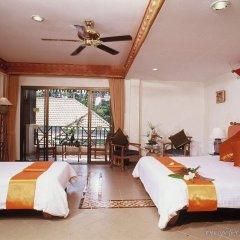 Отель Chaba Cabana Beach Resort комната для гостей фото 5