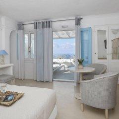 Отель Andromeda Villas Греция, Остров Санторини - 1 отзыв об отеле, цены и фото номеров - забронировать отель Andromeda Villas онлайн комната для гостей фото 2