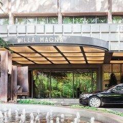 Hotel Villa Magna парковка