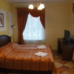 Гостиница Беккер комната для гостей фото 2