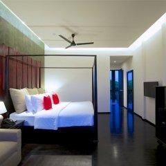 Отель Jetwing Yala Шри-Ланка, Катарагама - 2 отзыва об отеле, цены и фото номеров - забронировать отель Jetwing Yala онлайн комната для гостей фото 2