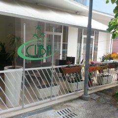 Отель CUBA Римини балкон