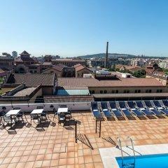 Отель Sunotel Junior Барселона спортивное сооружение