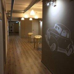 Garage Hostel спа