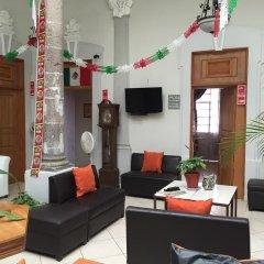 Hostel Lit Guadalajara интерьер отеля