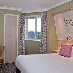 The President Hotel Лондон комната для гостей фото 5