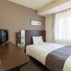 Отель Comfort Hotel Yokohama Kannai Япония, Йокогама - отзывы, цены и фото номеров - забронировать отель Comfort Hotel Yokohama Kannai онлайн комната для гостей фото 4