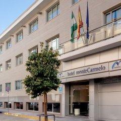 Отель Monte Carmelo Испания, Севилья - отзывы, цены и фото номеров - забронировать отель Monte Carmelo онлайн парковка