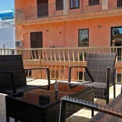 Отель Casa Via Crispi Поццалло балкон