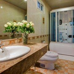 Отель Emerald Hotel Вьетнам, Ханой - отзывы, цены и фото номеров - забронировать отель Emerald Hotel онлайн ванная фото 2