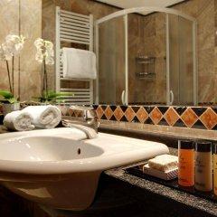 Отель Panoramic Hotel Plaza Италия, Абано-Терме - 6 отзывов об отеле, цены и фото номеров - забронировать отель Panoramic Hotel Plaza онлайн ванная фото 2